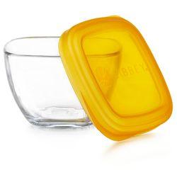 Recipiente-de-vidrio-473-ml-con-tapa-naranja-crisa