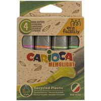 Resaltadores-CARIOCA-EcoFamily-4-un.