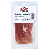 Jamon-serrano-Valent-feteado-100-g