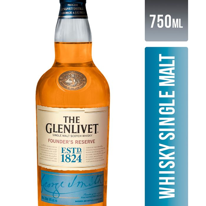 Whisky-Escoces-The-Glenlivet-Founders-Reserve