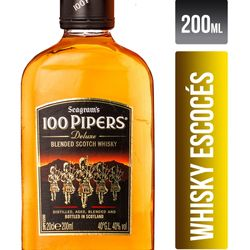 Whisky-Escoces-100-PIPERS-petaca