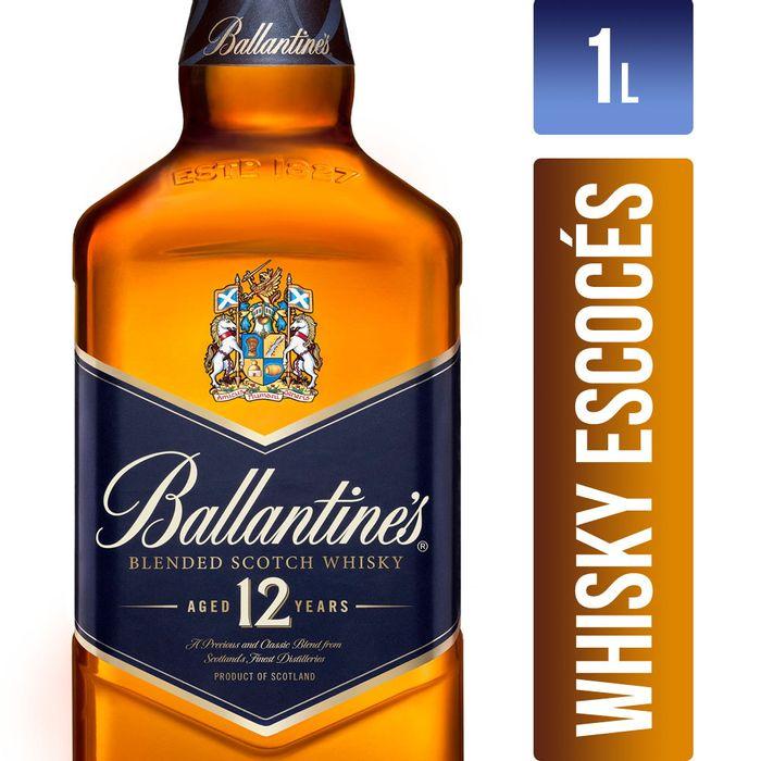 Whisky-Escoces-BALLANTINE-S-12-Años-1-L