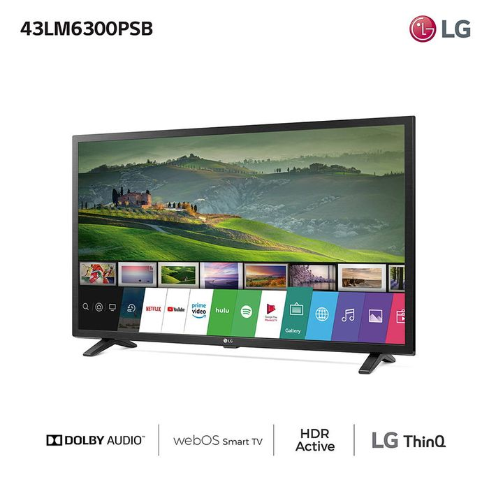 Smart-TV-LG-43--Full-HD-Mod.-43LM6300