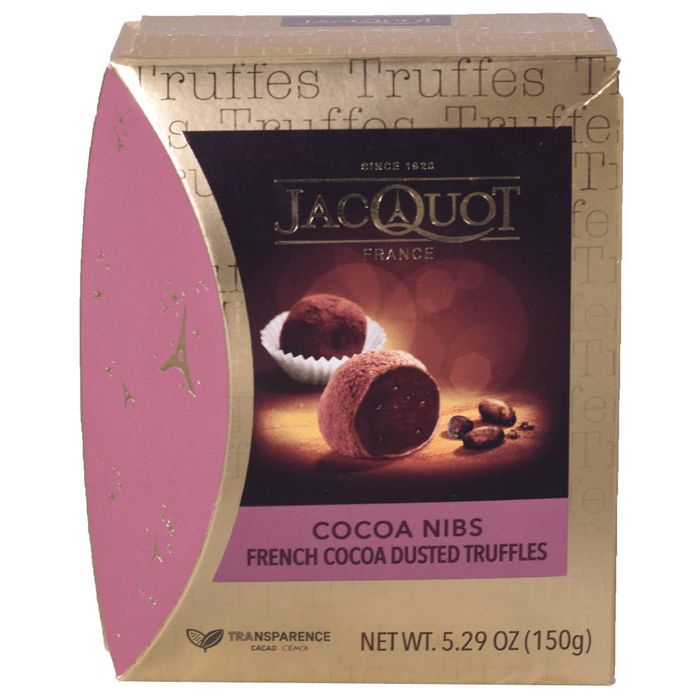 Trufas-JACQUOT-cocoa-Nibs-150-g