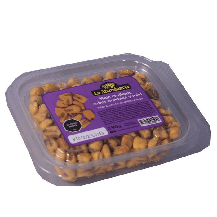 Maiz-LA-ABUNDANCIA-crujiente-mostaza-y-miel-90-g