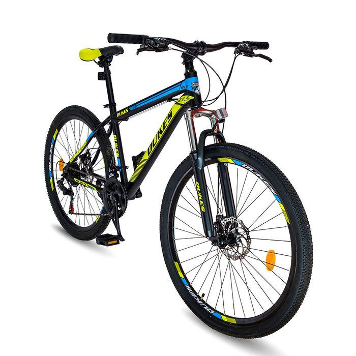 Bicicleta-montaña-rodado-27.5-DUKE-con-24-velocidades-y-freno-de-disco