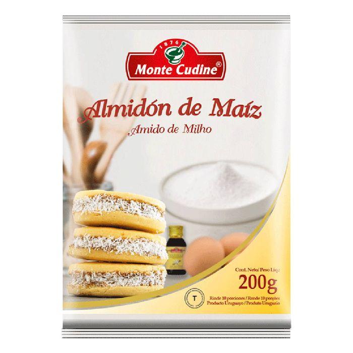 Almidon-MONTE-CUDINE-200-g