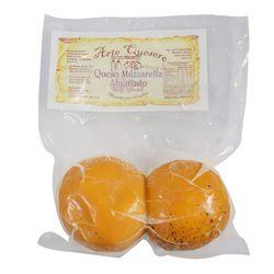 Queso-muzzarella-ahumada-bola-ARTE-QUESERO-kg