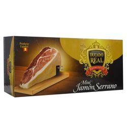 Mini-jamon-Ducado-real---jamonero---cuchillo