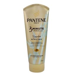 Shampoo-PANTENE-3mm-bambu-170-ml