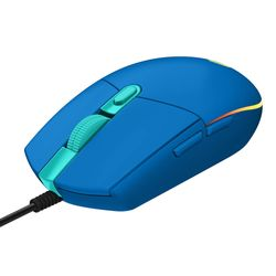Mouse-gaming-LOGITECH-Mod.-G203-blue-lightsync