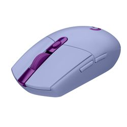 Mouse-gaming-inalambrico-LOGITECH-Mod.-G305-lila
