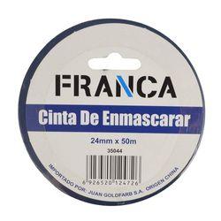 Cinta-franca-de-enmascarar-24-mm-x-50-mt