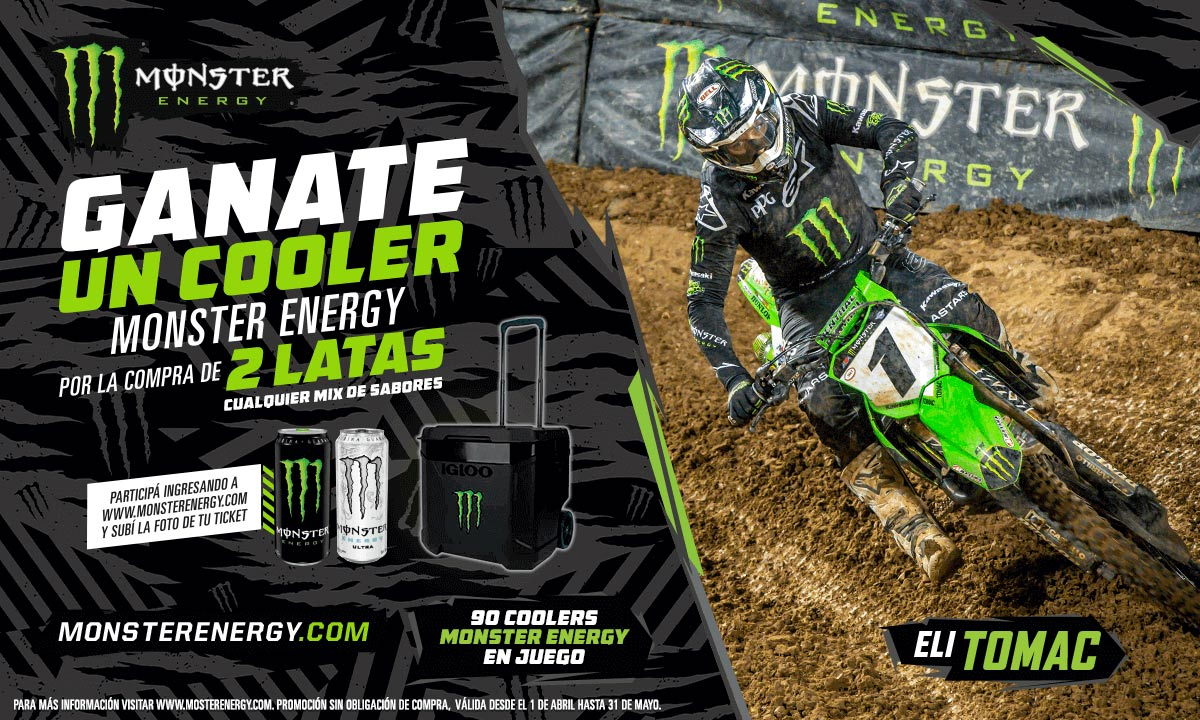 MONSTER ENERGY----------------------------------m-coleccion