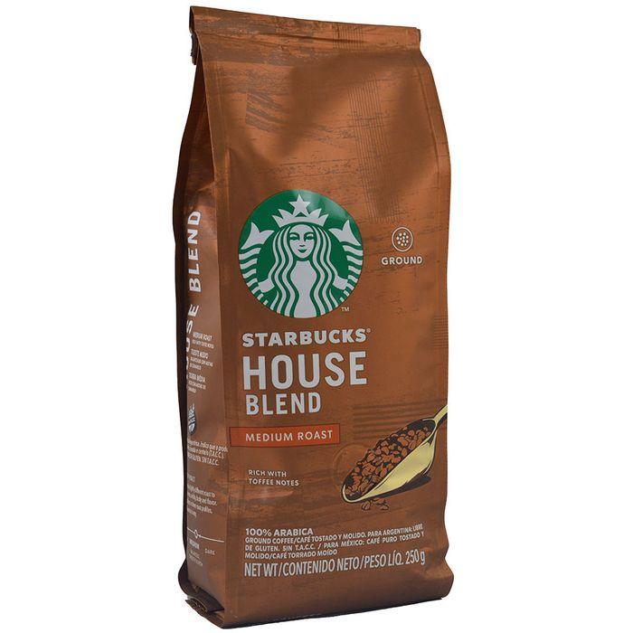 Cafe-molido-STARBUCKS-medium-house-blend-250g