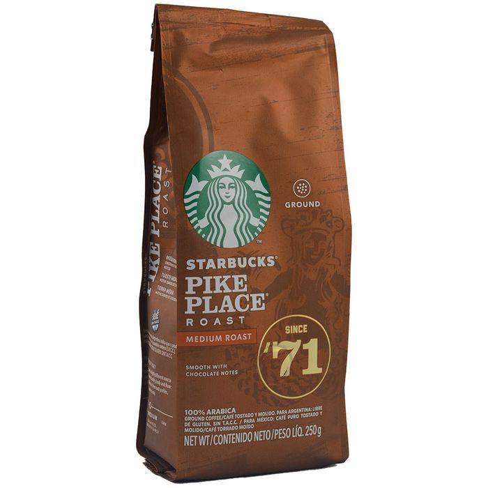Cafe-molido-STARBUCKS-medium-pike-place-250g