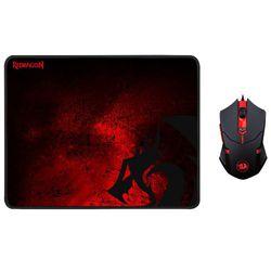 Combo-REDRAGON-2-en-1-mouse---mouse-pad-Mod.-M601WL-BA