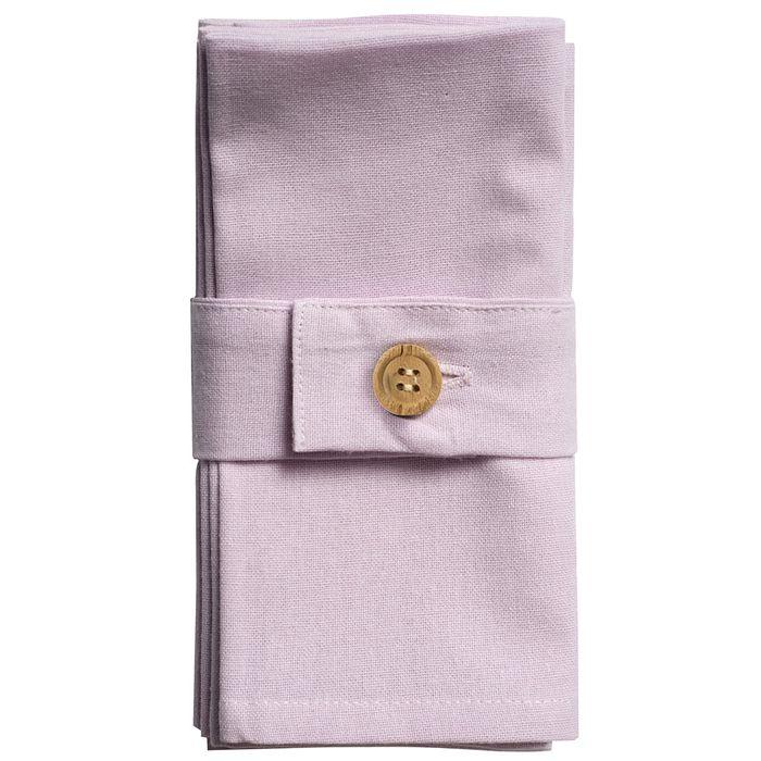 Set-x-4-servilletas-con-boton-lavanda-40x40cm-lavanda