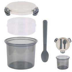 Lunch-box-con-compartimento-y-cuchara-11.5x11.5x10.8-cm