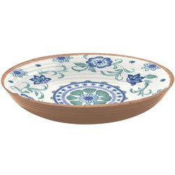 Fuente-oval-melamina-azteca-33.4x23x6.5-cm