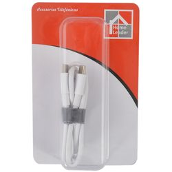 Cable-Usb-HOME-LEADER-tipo-C-a-tipo-C-1-m