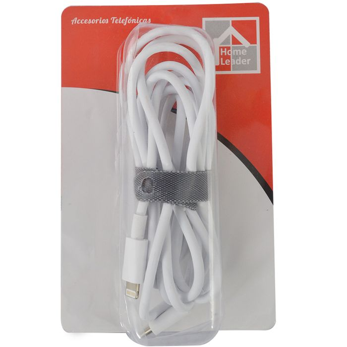 Cable-HOME-LEADER-tipo-C-a-Iphone-2m