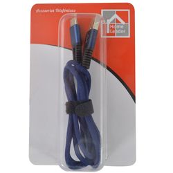 Cable-USB-HOME-LEADER-Tipo-C.-1-metro