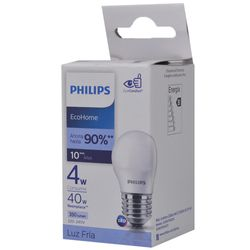 Lampara-PHILIPS-Ecohome-led-fria-4-w