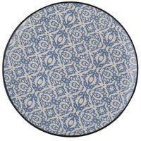 Plato-postre-19-cm-ceramica-decorado-azul