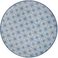Plato-llano-27-cm-ceramica-decorado-azul