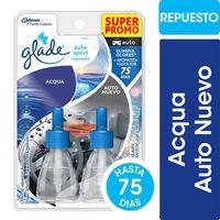Glade-Autosport-twinpack--Acqua-Auto-nuevo-