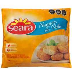 Nuggets-SEARA-2.5-kg