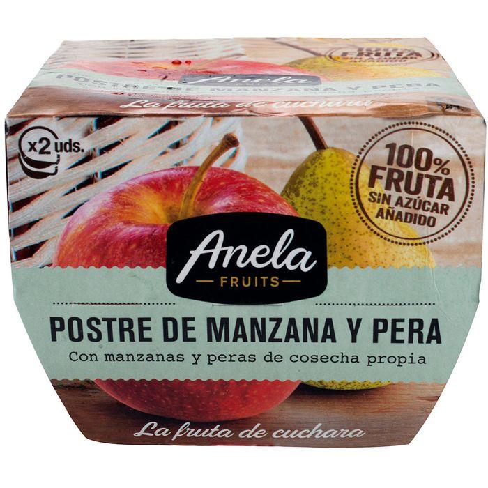 Postre-ANELA-FRUITS-manzana-pera-200-g