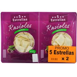 Pack-ravioles-de-verdura-5-ESTRELLAS-1-kg