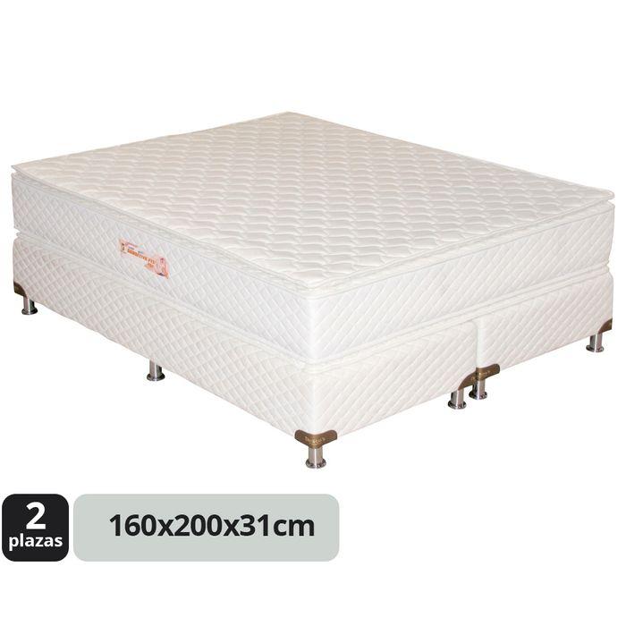 Conjunto-de-sommier-en-espuma-sensitiv-d33-160x200x31cm