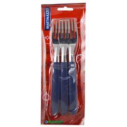 Set-x3-tenedores-acero-inoxidable-mango-azul