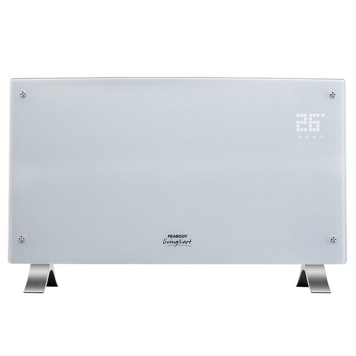 Vitroconvector-PEABODY-blanco-Mod.-PE-VQD20B-curvo-digital