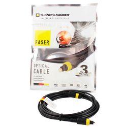 Cable-optico-THONET---VANDER-Toslink-Faser-3-m