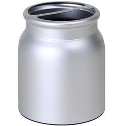 Vaso-para-baño-aluminio-plateado