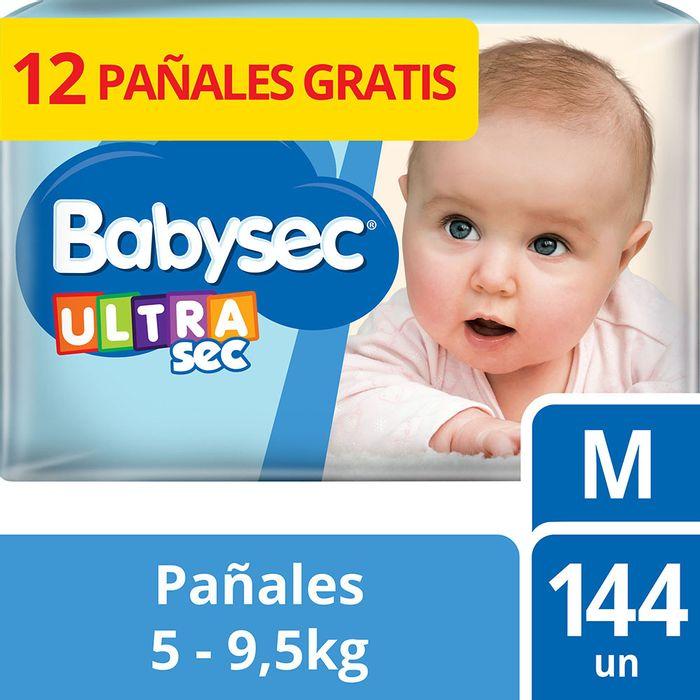 Pañal-BABYSEC-Ultra-Super-Jumbo-Talle-M-144-un