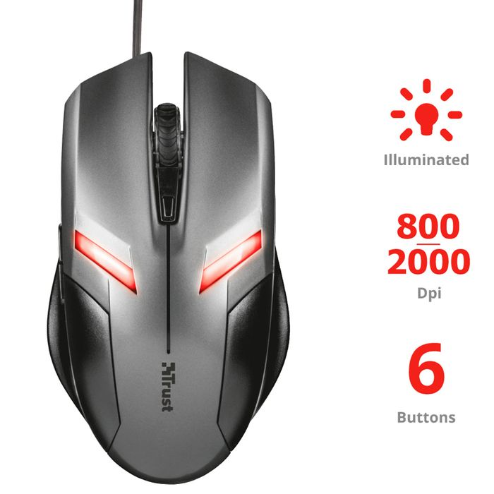 Mouse-gaming-TRUST-Mod.-Ziva