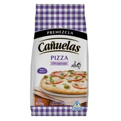 Premezcla-pizza-CAÑUELAS-450-g
