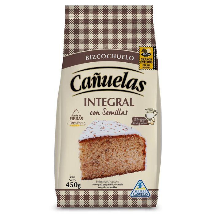 Premezcla-CAÑUELAS-bizcochuelo-integral-semillas-450-g