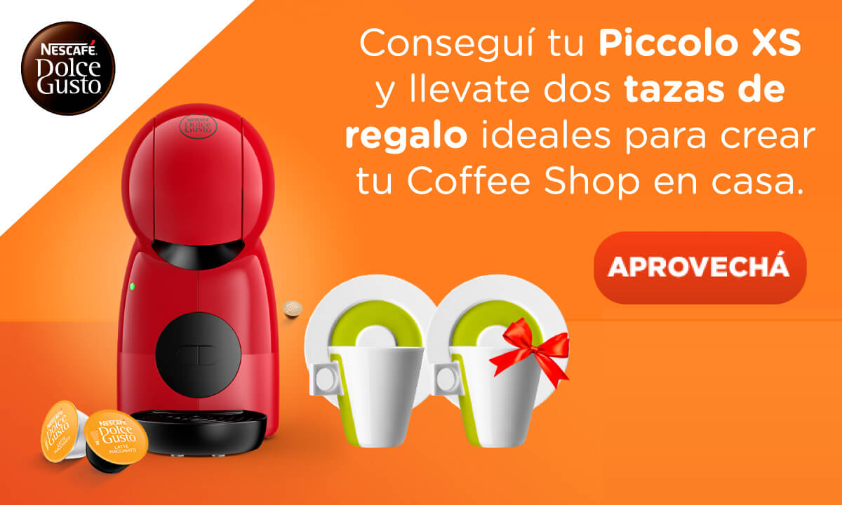NESCAFE DOLCE GUSTO----------------------------------------------m-cafetera