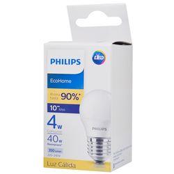 Lampara-PHILIPS-Ecohome-led-calida-4-w