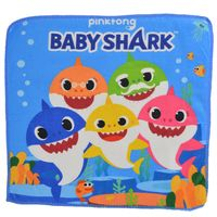 Toalla-social--infantil-en-microfibra-Baby-Shark-30-x-30-cm
