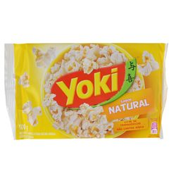 Pop-corn-YOKI-natural-100g