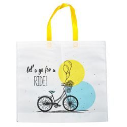 Bolsa-reutilizable-40x45cm-bici-amarilla