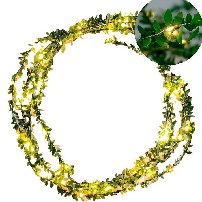 Guia-luces-led-4-mt-con-hojas-blanco-calido-a-pila