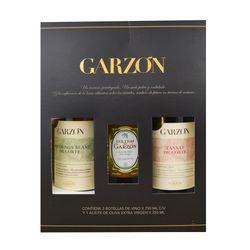 Pack-vino-GARZON-estate---aceite-1.5-L